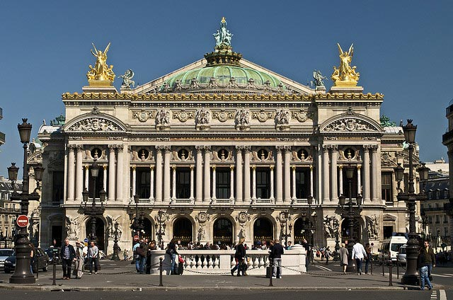Minune arhitecturala: Opera din Paris - Poza 14