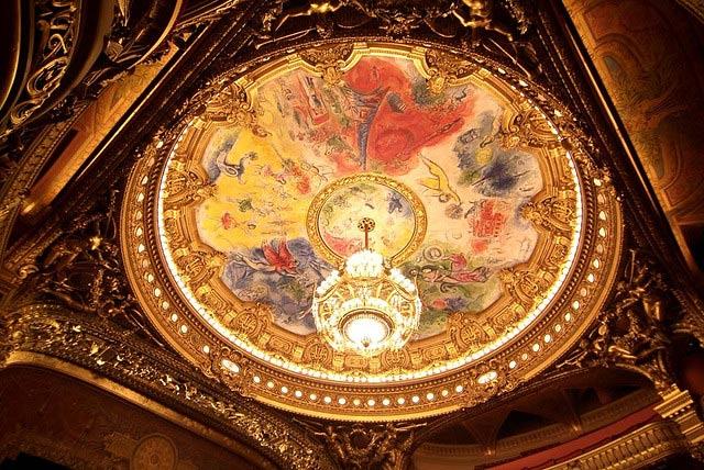 Minune arhitecturala: Opera din Paris - Poza 15