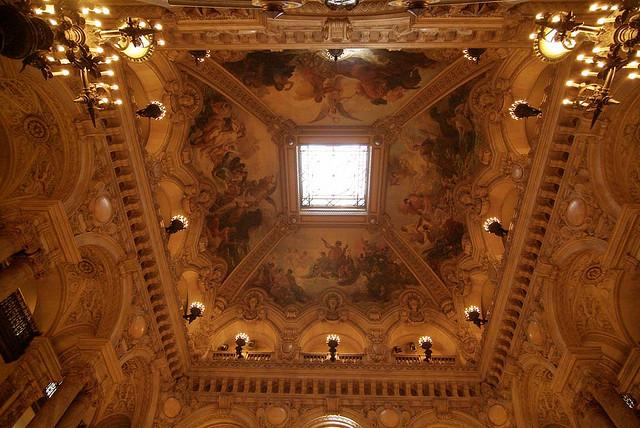 Minune arhitecturala: Opera din Paris - Poza 16