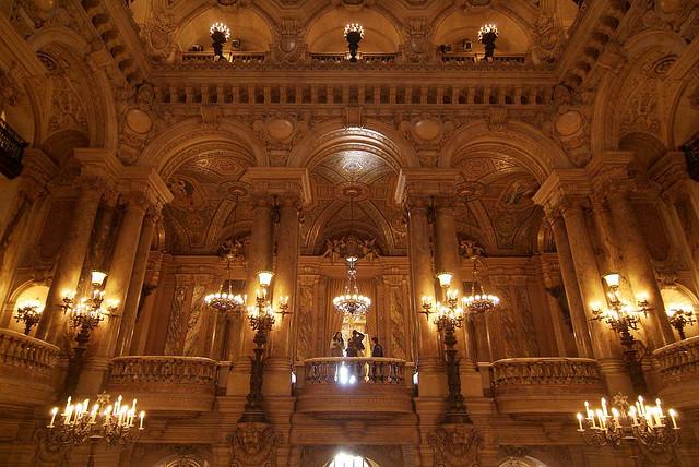 Minune arhitecturala: Opera din Paris - Poza 17