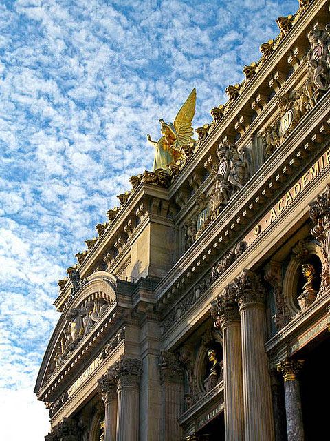 Minune arhitecturala: Opera din Paris - Poza 18