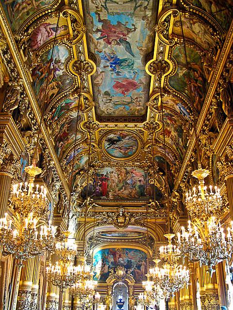 Minune arhitecturala: Opera din Paris - Poza 21