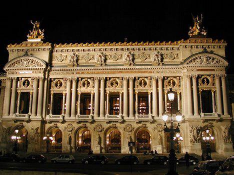 Minune arhitecturala: Opera din Paris - Poza 23