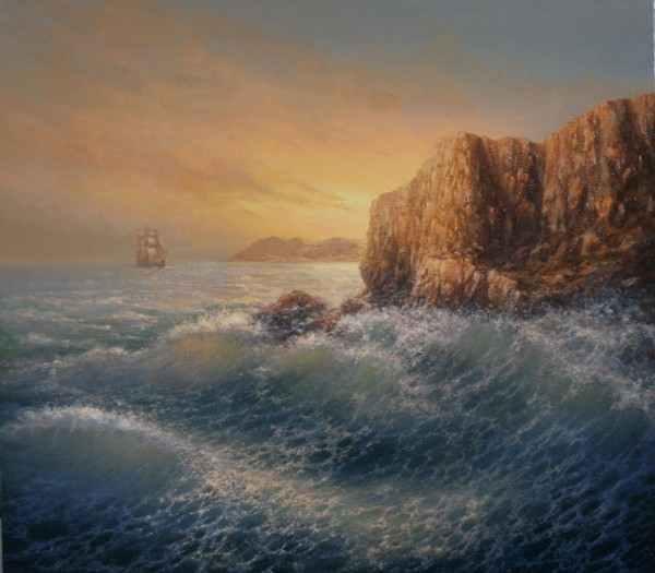 35 de picturi: Marea si corabiile - Poza 12