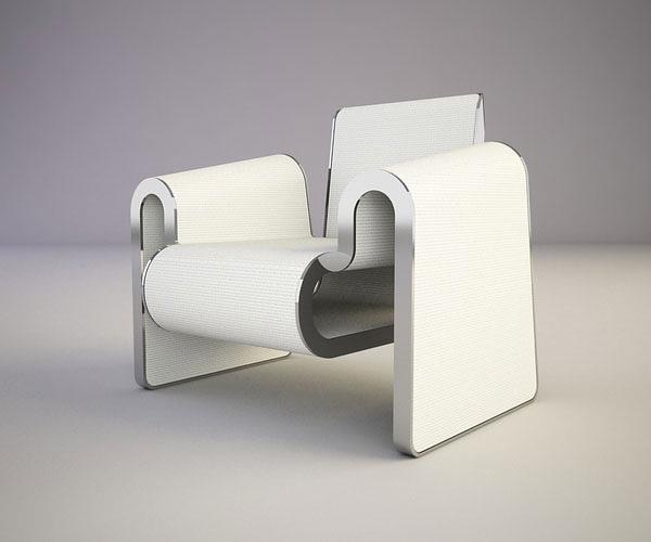 20 de modele estetice de scaune - Poza 19