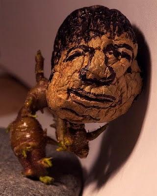 Sculptura in... cartofi! - Poza 13