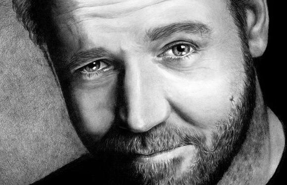 Celebritati: 40 de portrete excelente in creion - Poza 13