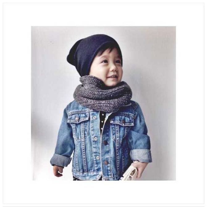 13 copii adorabil de trendy - Poza 1