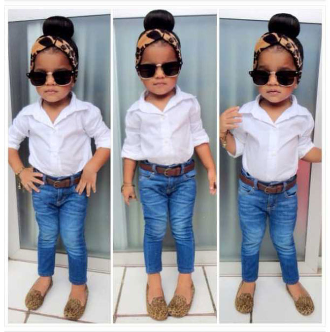 13 copii adorabil de trendy - Poza 2