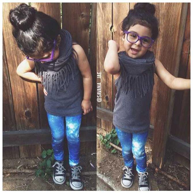 13 copii adorabil de trendy - Poza 3