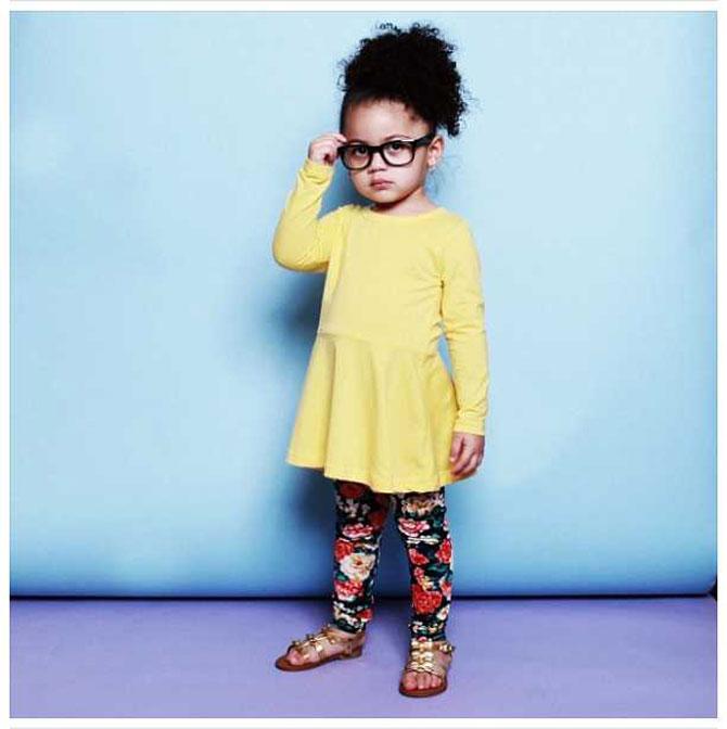 13 copii adorabil de trendy - Poza 4