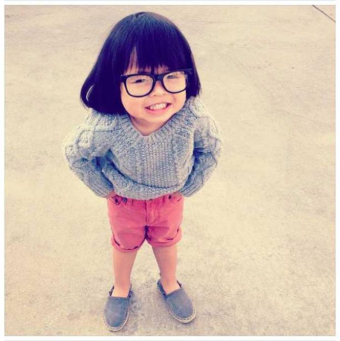 13 copii adorabil de trendy - Poza 11