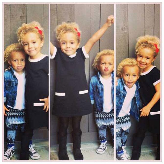 13 copii adorabil de trendy - Poza 13