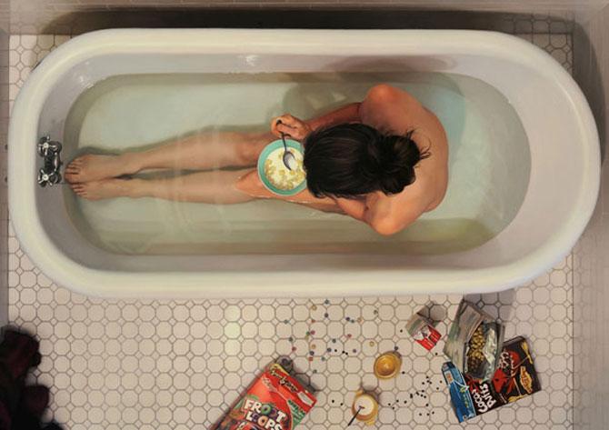 13 imagini hiper-realiste, dar nu fotografiate - Poza 4