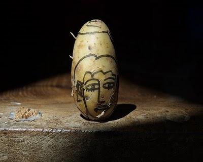 Sculptura in... cartofi! - Poza 14