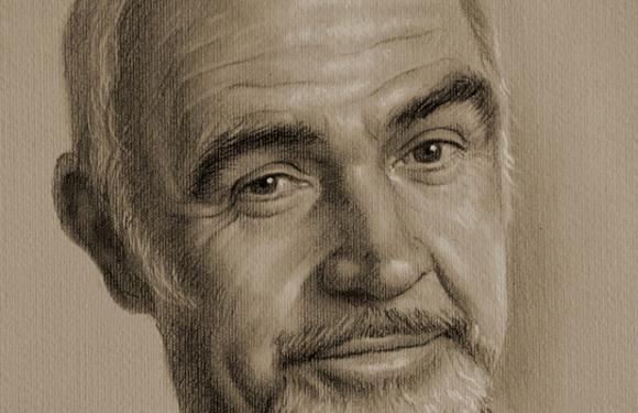 Celebritati: 40 de portrete excelente in creion - Poza 14