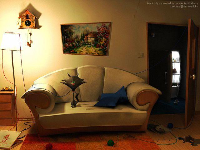55 de imagini superbe tridimensionale - Poza 5