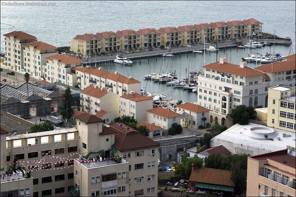 Gibraltar - 20 de peisaje superbe