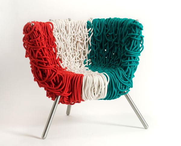 20 de modele estetice de scaune - Poza 21