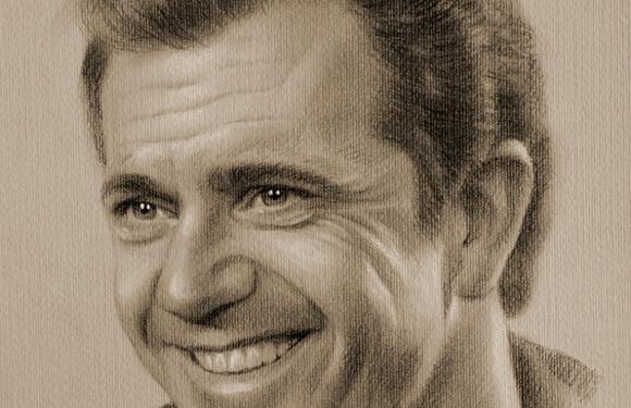 Celebritati: 40 de portrete excelente in creion - Poza 15