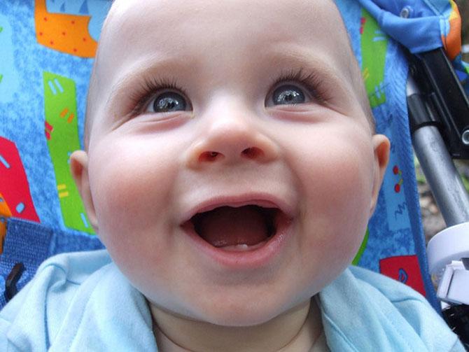 10 bebelusi adorabili in fotografii - Poza 1