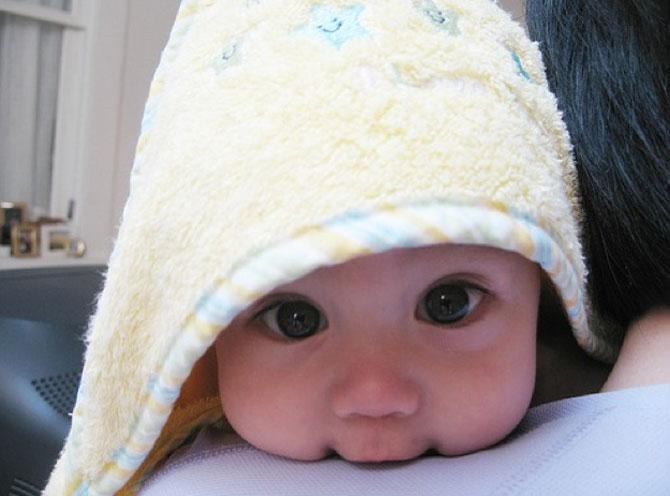 10 bebelusi adorabili in fotografii - Poza 7