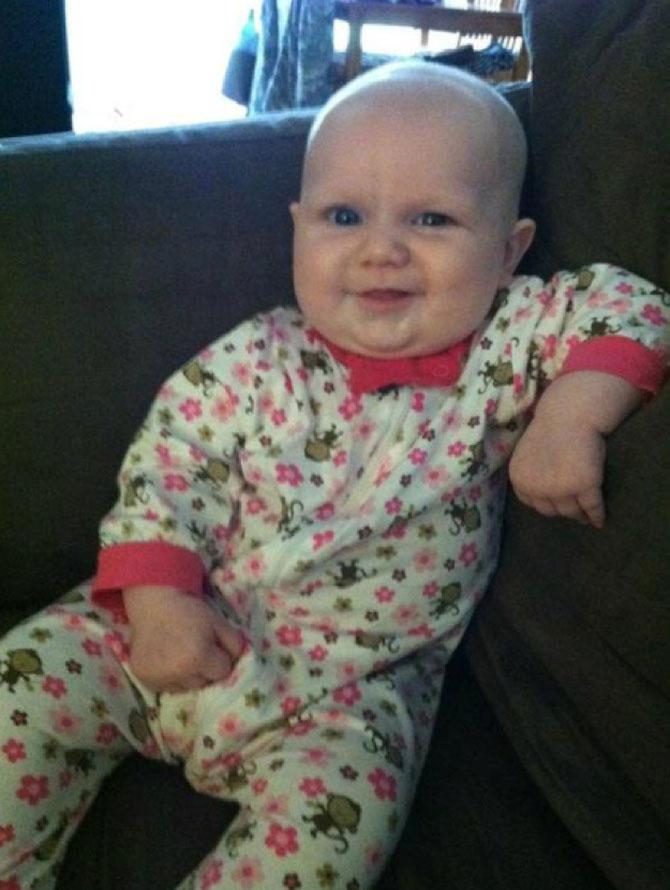 10 bebelusi adorabili in fotografii - Poza 8