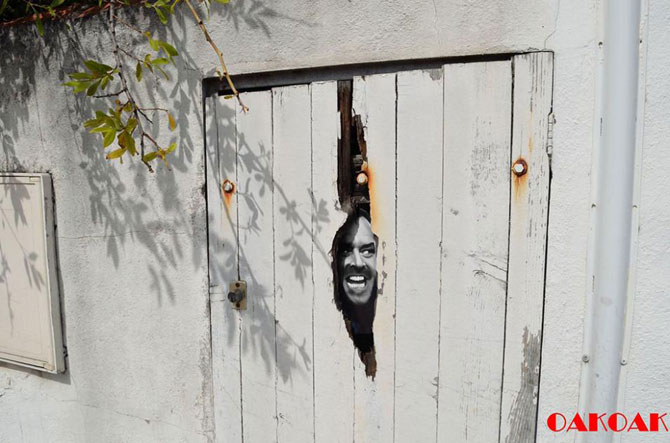 15 exemple de arta urbana - Poza 10