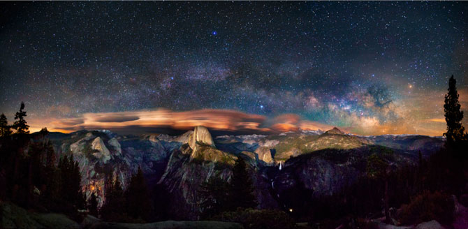 15 fotografii superbe cu cerul instelat - Poza 1