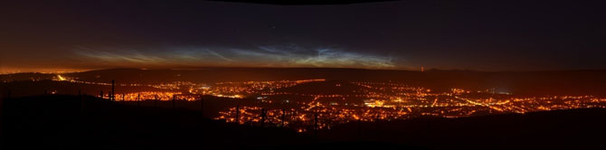 15 fotografii superbe cu cerul instelat - Poza 5