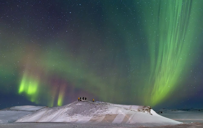 15 fotografii superbe cu cerul instelat - Poza 11