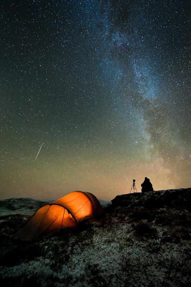 15 fotografii superbe cu cerul instelat - Poza 14