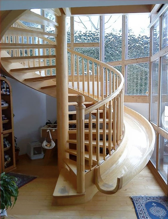 15 idei ingenioase pentru case de vis - Poza 5