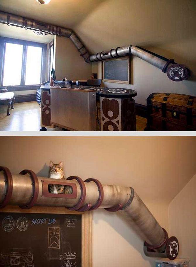 15 idei ingenioase pentru case de vis - Poza 6