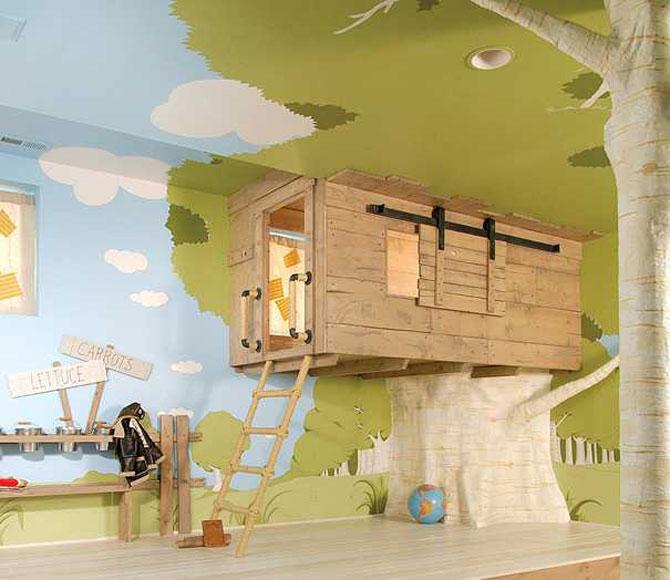 15 idei ingenioase pentru case de vis - Poza 14