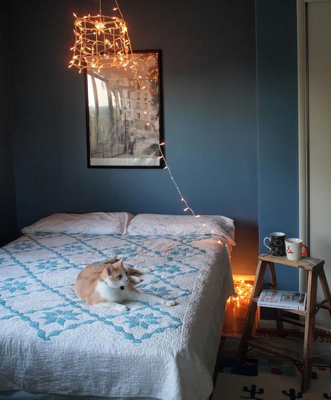 13 idei creative pentru dormitoare mici - Poza 1