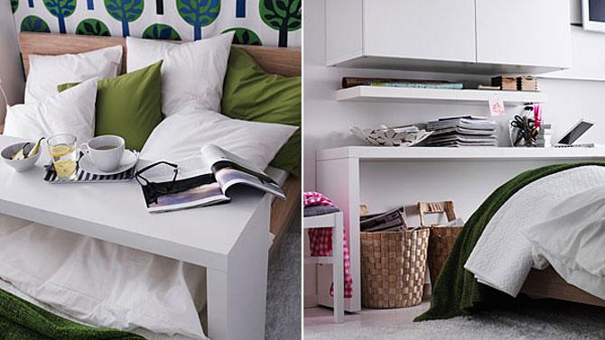 13 idei creative pentru dormitoare mici - Poza 2