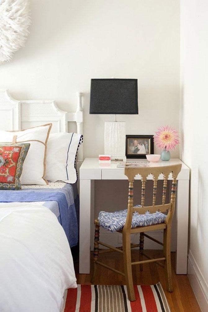 13 idei creative pentru dormitoare mici - Poza 3