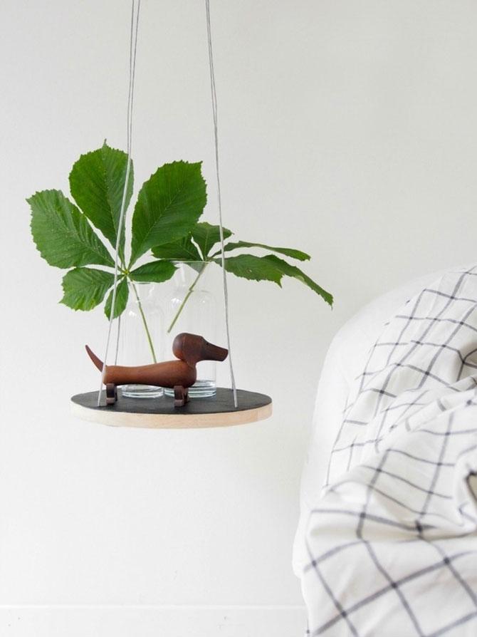 13 idei creative pentru dormitoare mici - Poza 7