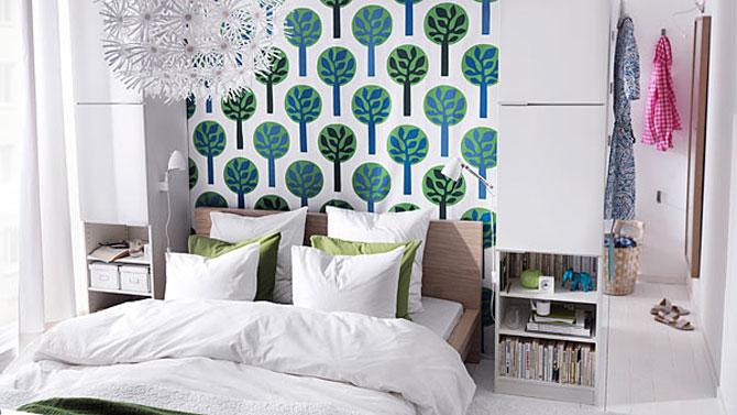 13 idei creative pentru dormitoare mici - Poza 11