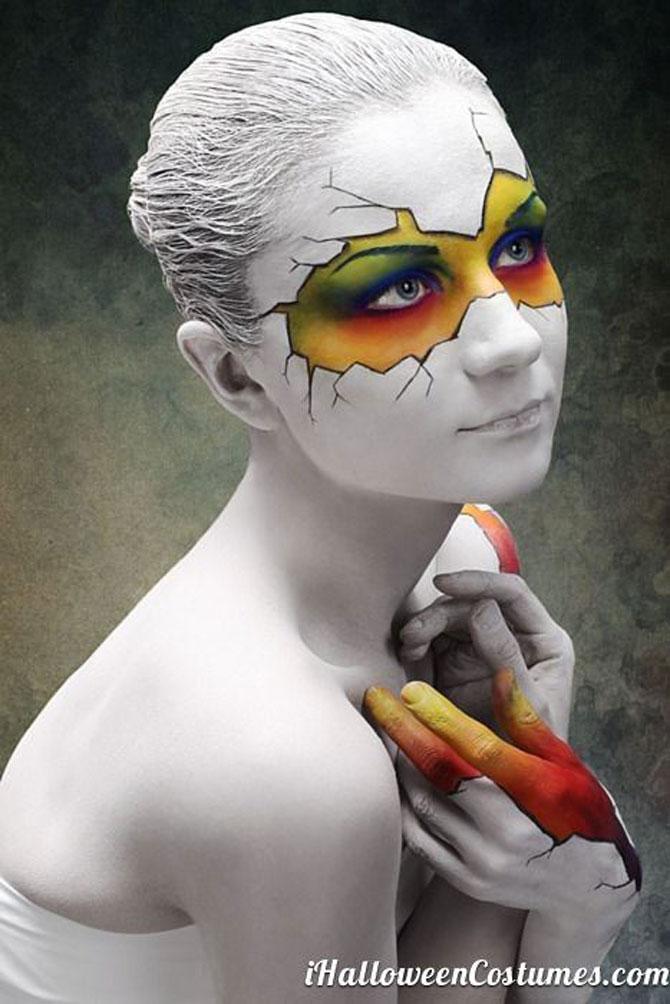 15 machiaje spectaculoase de Halloween - Poza 3