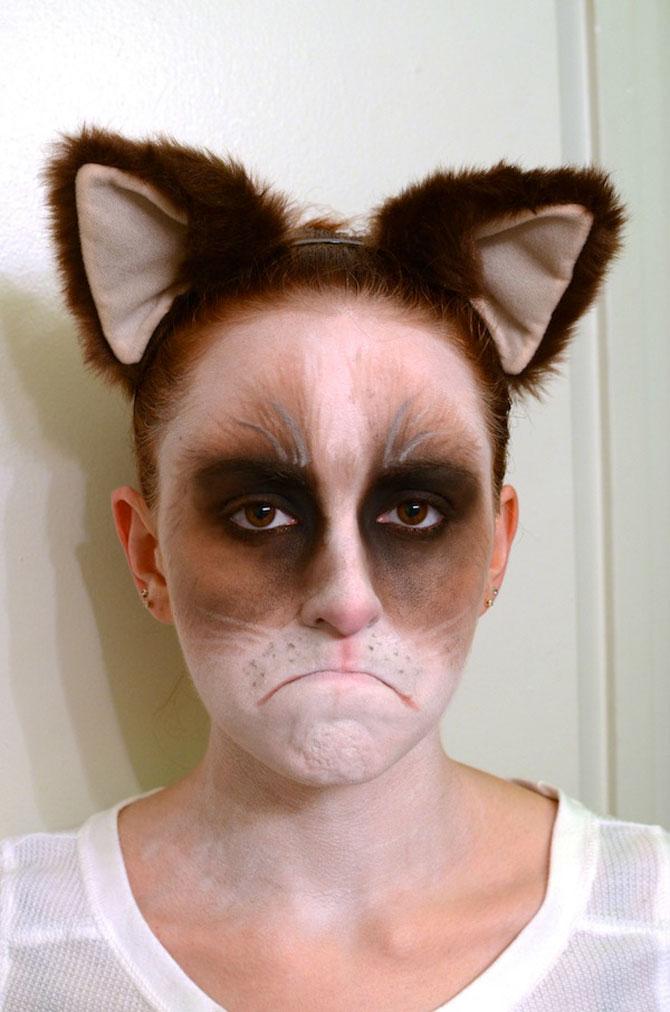 15 machiaje spectaculoase de Halloween - Poza 15