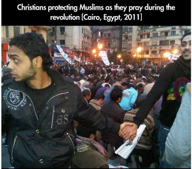 11 momente incredibile de la protestele din intreaga lume - Poza 4