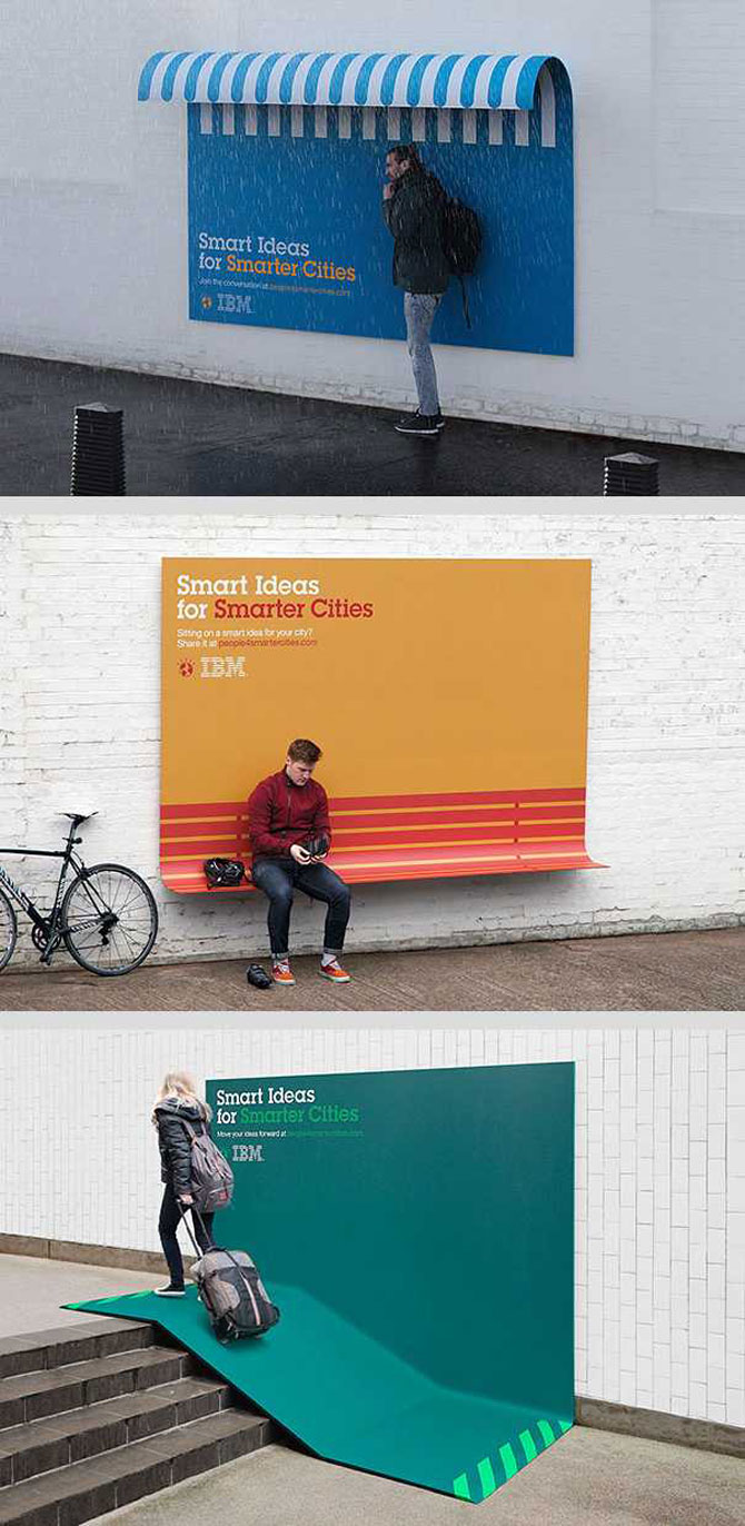 13 reclame ambientale creative