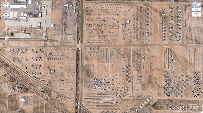 15 surprize gasite pe Google Earth - Poza 1