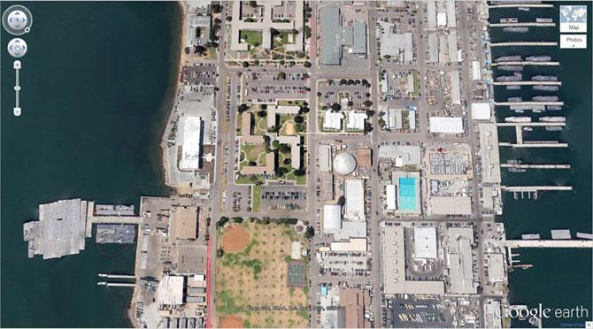 15 surprize gasite pe Google Earth - Poza 3