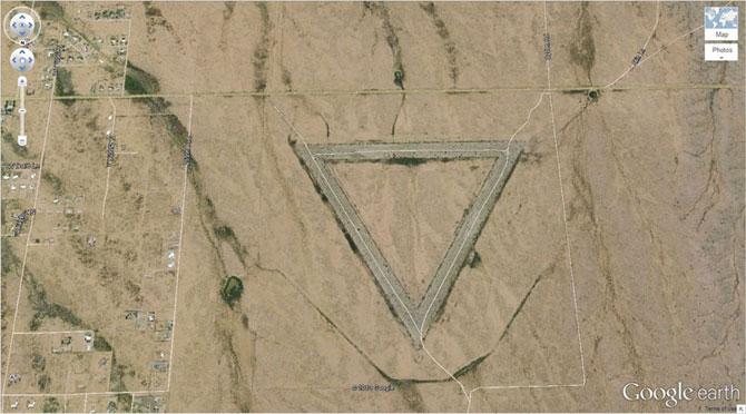 15 surprize gasite pe Google Earth - Poza 5
