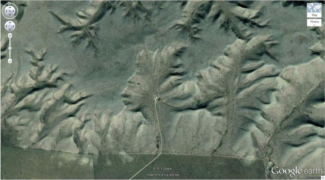 15 surprize gasite pe Google Earth - Poza 6