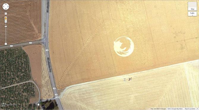 15 surprize gasite pe Google Earth - Poza 7
