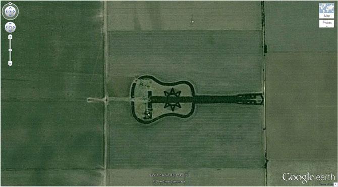 15 surprize gasite pe Google Earth - Poza 8